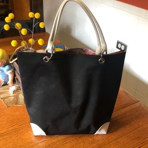Lancôme tote bag with clutch